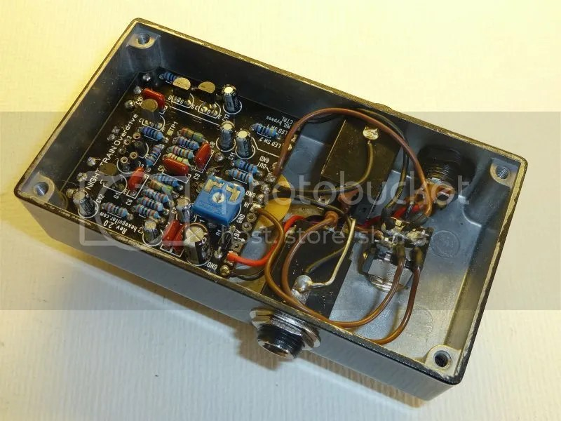 Single Transistor Amplifier Revisited 8211 Part 1