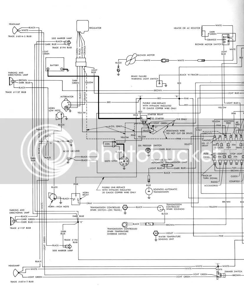 medium resolution of amc javelin 1971 wiring diagram the amc forum page 1