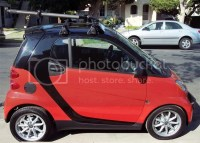Yakima Rack Fitment - Page 3 - Smart Car Forums