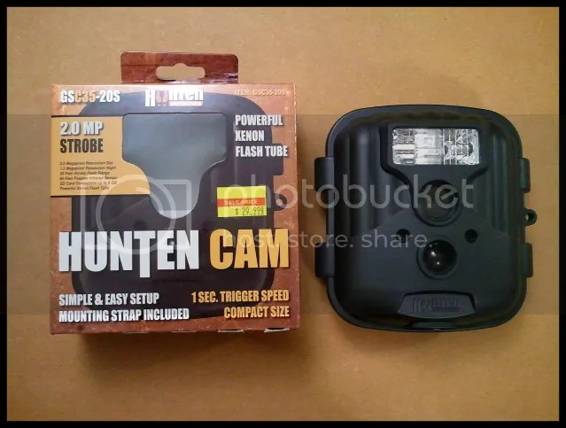 Trail Camera Used