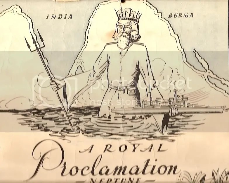 Neptunes Royal Proclamation