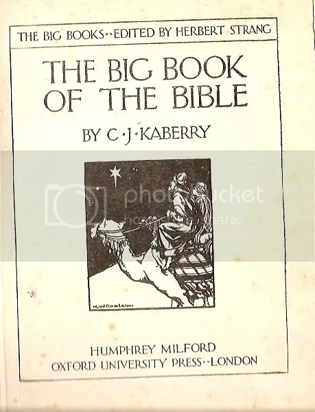The Bog Book of the Bible
