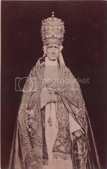 PopeLeoXIII.jpg picture by kjk76_95