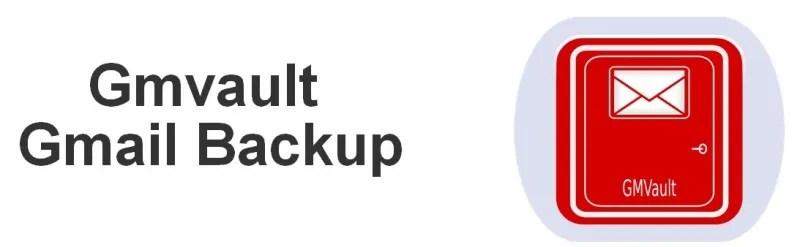 GmVault: Crear backup de Gmail