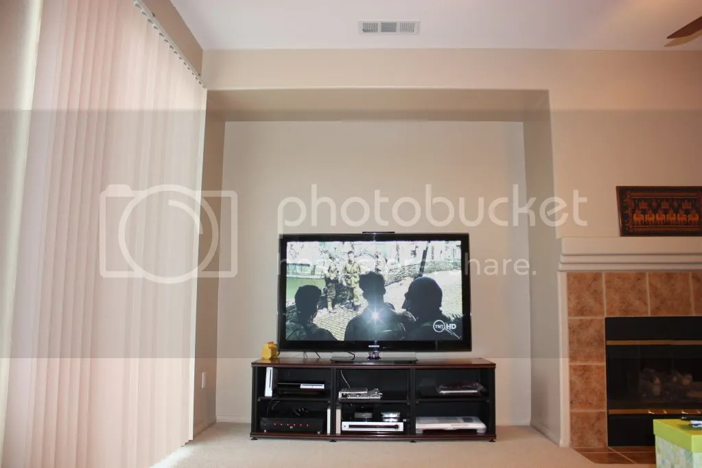 TV Nook in Living Room  AVS Forum  Home Theater