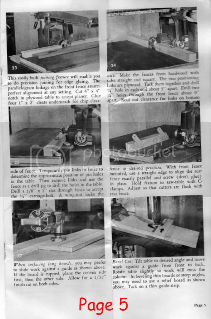 Wagner Safe T Planer Instructions