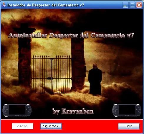 el despertar del cementerio v3 1
