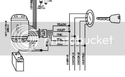 remote starter wiring, 1995 vw cabrio