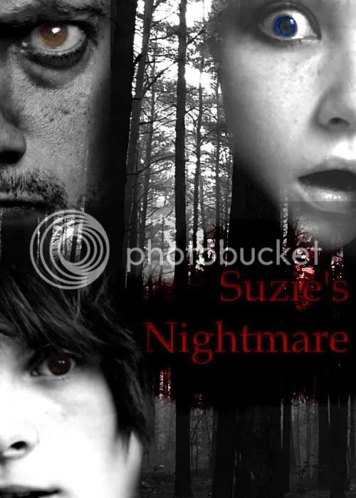 suzie nightmare,book cover