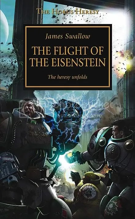 Flight of the Eisenstein
