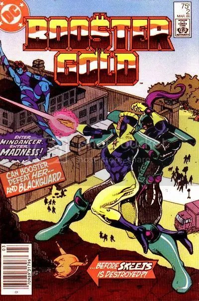 Booster Gold (1986) #2