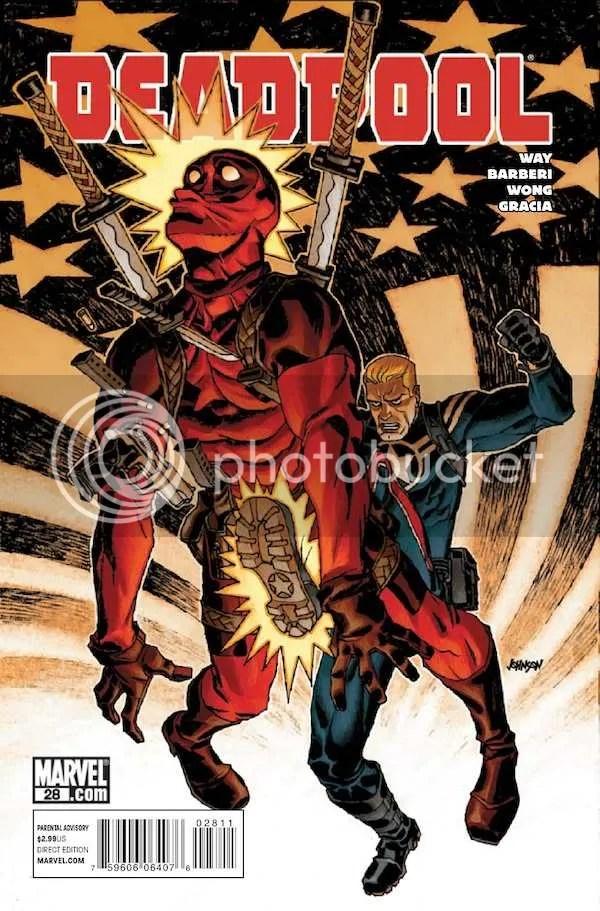 Deadpool 28