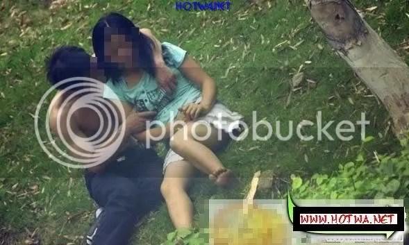 ChupLen 0017 Chụp lén đôi nam nữ làm tình nơi công cộng giữa ban ngày