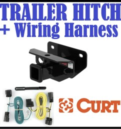 hitch trailer wiring fits dodge ram w o oe hitch hitch trailer wiring fits 2009 2012 dodge [ 1003 x 1024 Pixel ]