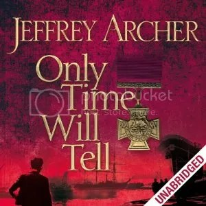 photo Only Time Will Tell by Jeffrey Archer Audiobook.jpg