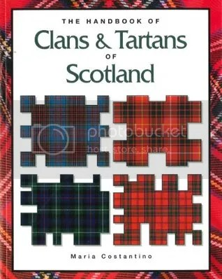 photo The Handbook of Clans amp Tartans of Scotland by Maria Constantino.jpg