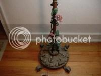Vintage floor lamp identification