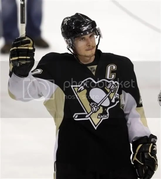 Sidney Crosby Pittsburgh Penguins