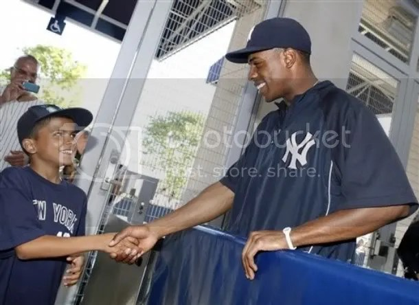 Curtis Granderson New York Yankees