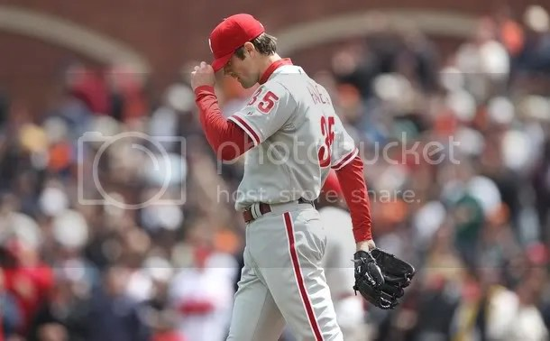 Cole Hamels Phillies
