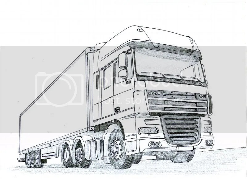 DAF 105.510 XF Super Space Can Photo by coolky_2007