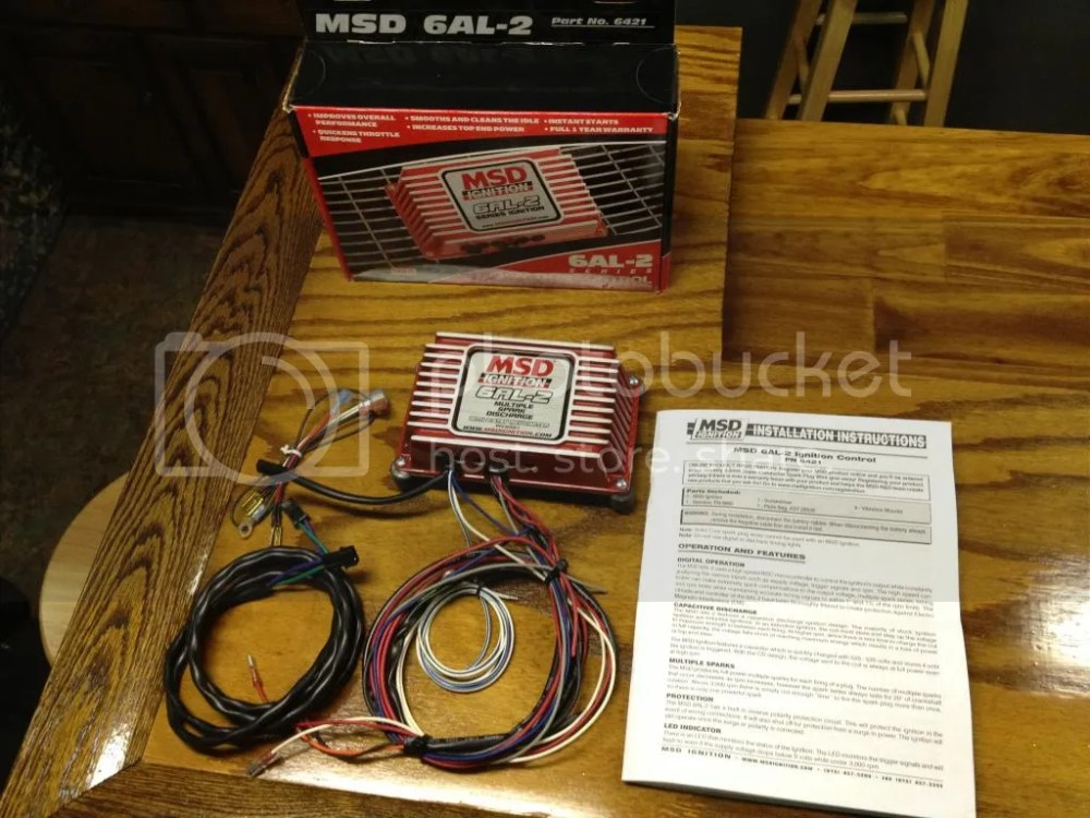 medium resolution of msd 6al 2 u0026 lt1 wiring harness ls1tech camaro and firebird forumplug u0026 play
