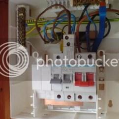 Shed Consumer Unit Wiring Diagram Lovely Vn V8 Ecu Shower Rcd 25 Images