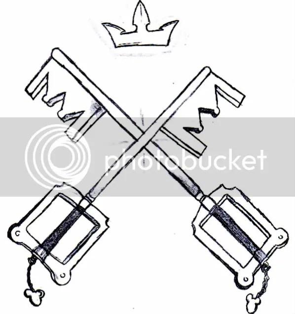 i drew kingdom key