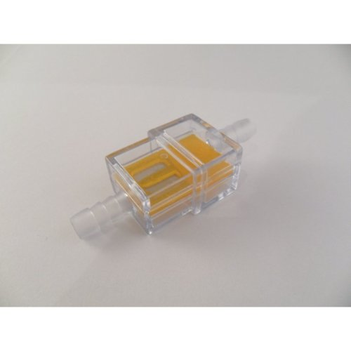 small resolution of  6mm square inline fuel filter for motorcycle motorbike trials mx moped 1
