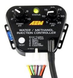 genuine aem 30 3300 water methanol injection kit 1 gallon tank v2 w map sensor ebay [ 987 x 1024 Pixel ]