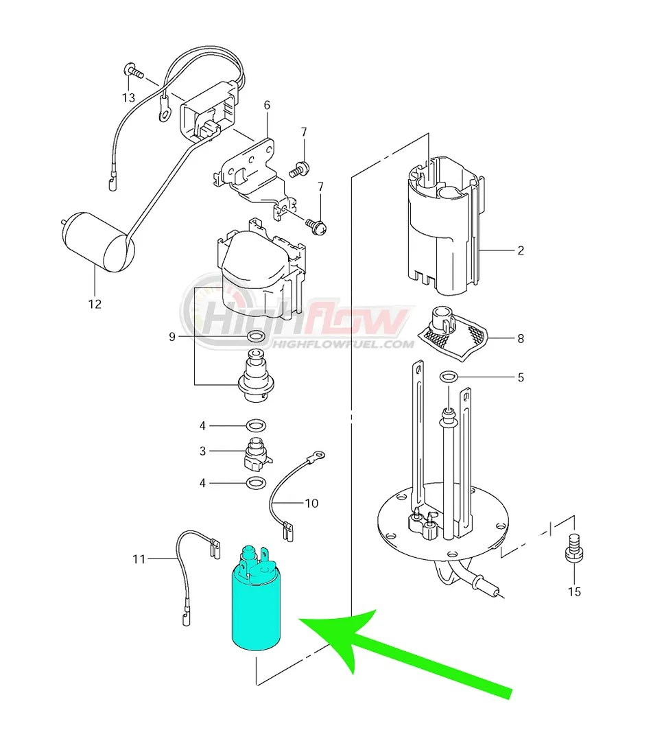 2005 Ford E 450 Fuel Pump Wiring Diagram. Ford. Wiring