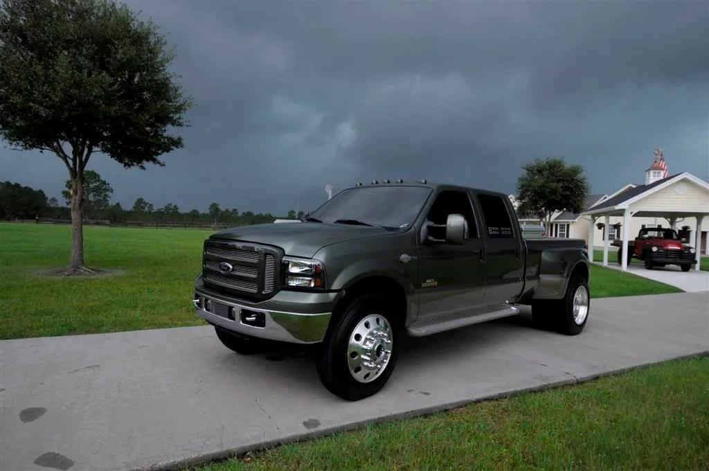Conversion Ford Dually Single Super