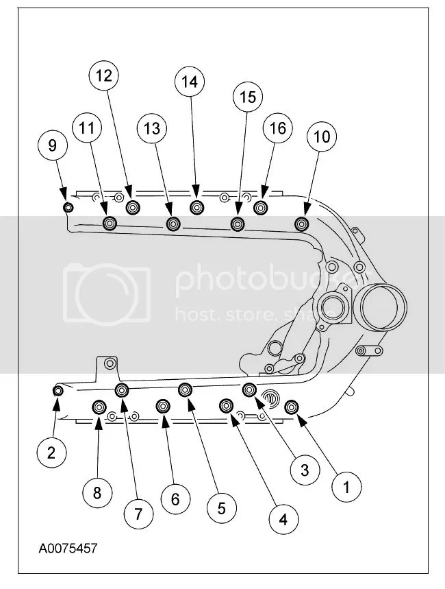 Water Pump Location 2008 Ford Edge Water Pump 2007 Ford