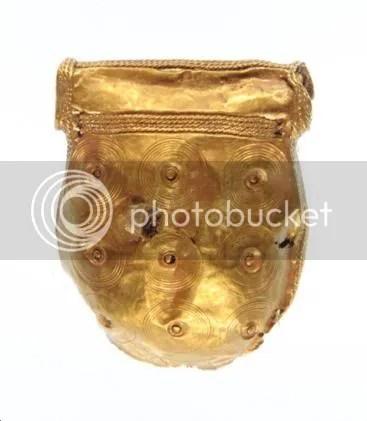 Bronze Age Gold Bulla