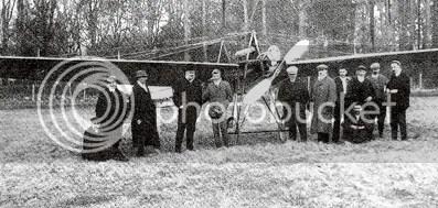 Harry Ferguson 1909 monoplane