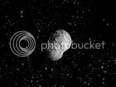 asteroid (2867) Steins