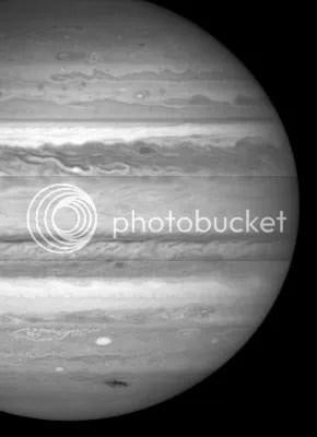 Jupiter's Black Spot