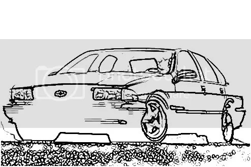 1996 Chevy Car Coloring Pages Coloring Pages