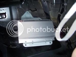 Bypass Factory Amp  New Tiburon Forum : Hyundai Tiburon