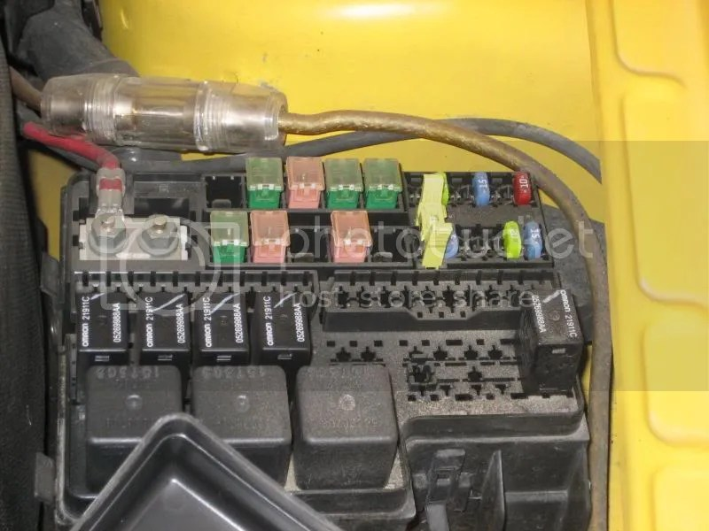 Dodge Neon Fuse Box Diagram