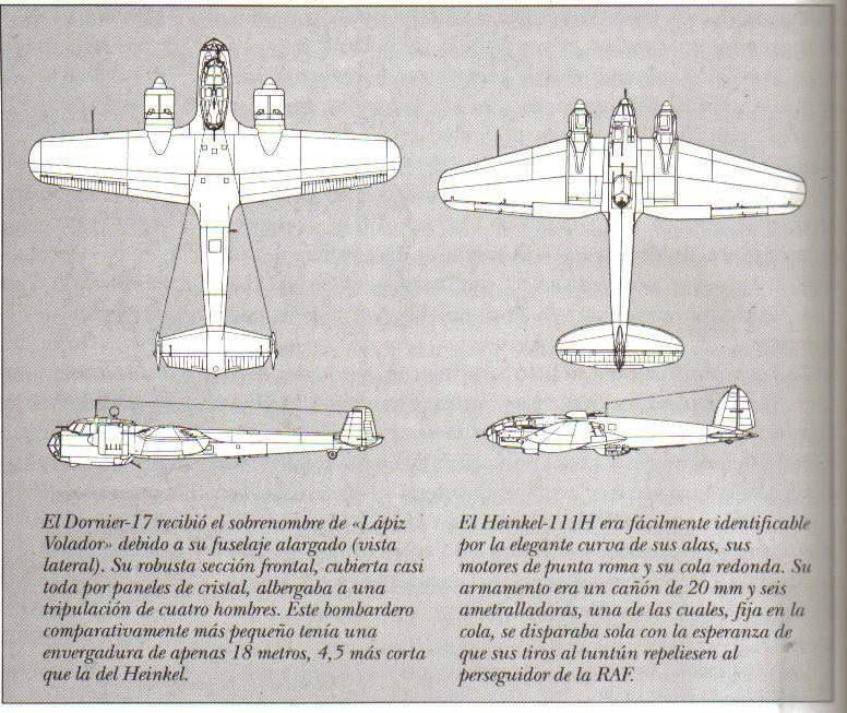 Dornier-17, Heinkel-111H