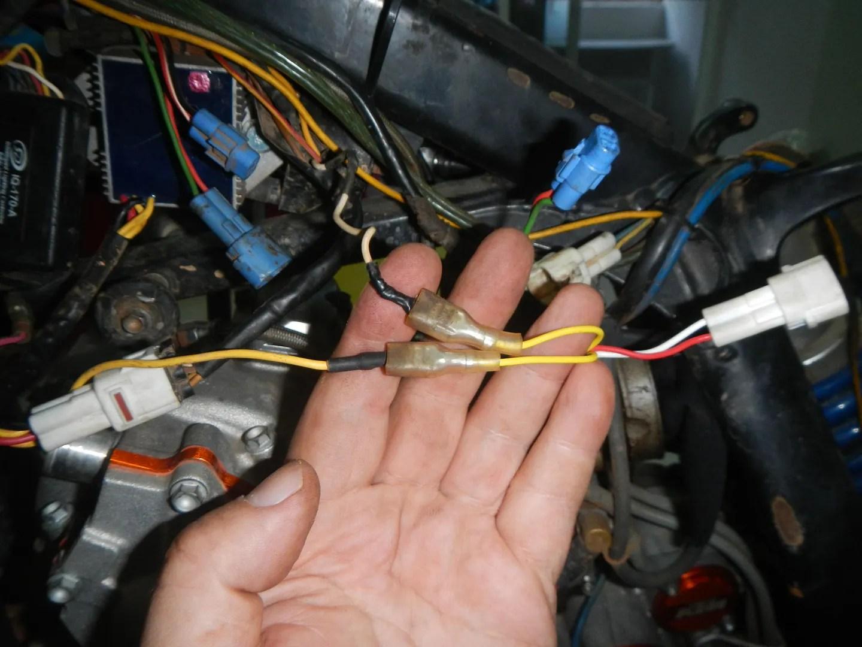 hight resolution of ktm 525 wiring harnes