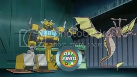 Lock Dragon: LV 3, 0 ATK / 2000 DEF.