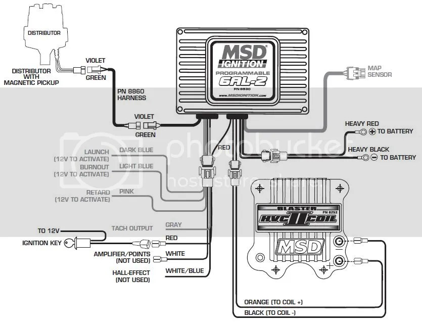 msd 6al with 2 step wiring diagram - example electrical wiring diagram  \u2022 - mallory