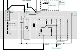 Ford Transit Forum • View topic  Alternator plug wiring