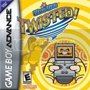 Twisted's box was about twice as thick as a standard GB box to fit the bigger cartridge