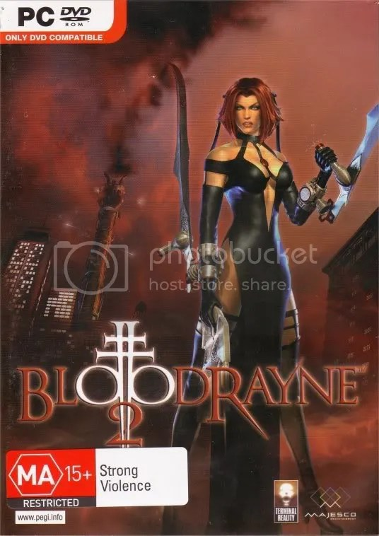 FREE BLOODRAYNE 2 game download