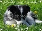 award from Rachel