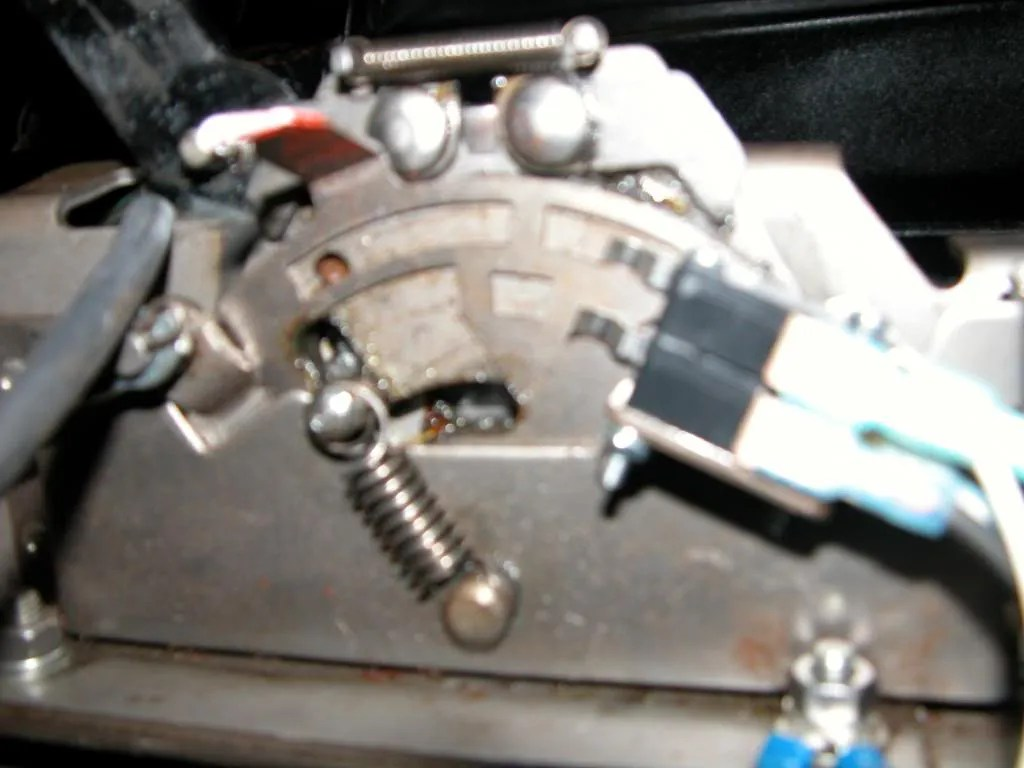 Quicksilver Shifter Neutral Safety Switch Youtube