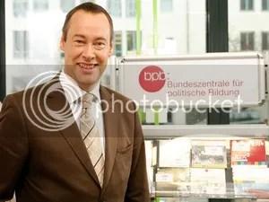 Thomas Krüger - Präsident der Bundeszentrale für politischen Bildung, Bonn